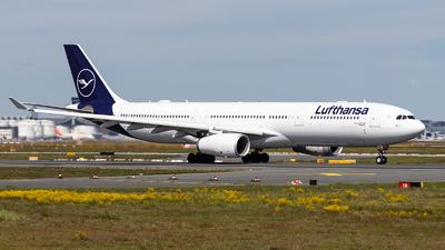 D-AIKR - Airbus A330-343 - Lufthansa