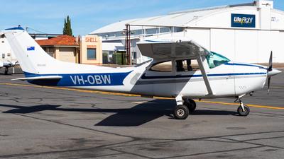VH-OBW - Cessna 182Q Skylane - Private