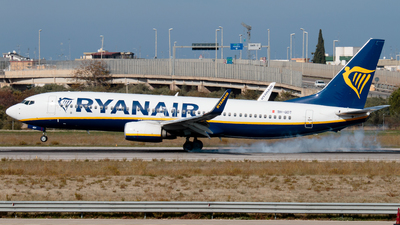 9H-QDT - Boeing 737-8AS - Ryanair (Malta Air)