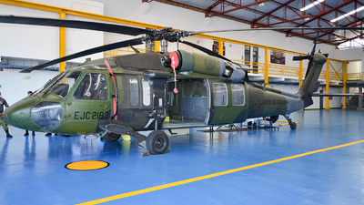 EJC2183 - Sikorsky UH-60L Blackhawk - Colombia - Army
