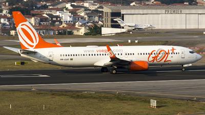 PR-GXE - Boeing 737-8EH - GOL Linhas Aereas