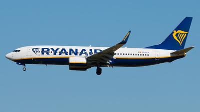 A picture of EIEKX - Boeing 7378AS - Ryanair - © Alexis Boidron