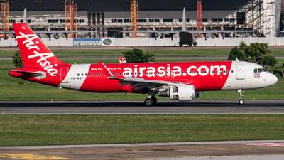 A picture of HSBBF - Airbus A320216 - AirAsia - © Taweesak