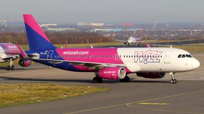 HA-LSB - Airbus A320-232 - Wizz Air
