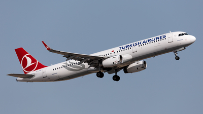 A picture of TCJTM - Airbus A321231 - Turkish Airlines - © Ömür Sadikoglu