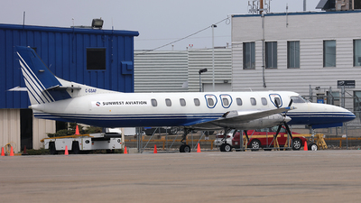 C-GSAF - Swearingen SA227-AC Metro III - Sunwest Aviation