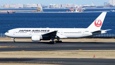 A picture of JA8985 - Boeing 777246 - [27652] - © Luozomi
