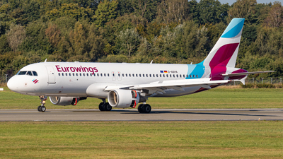 A picture of DABHA - Airbus A320214 - Eurowings - © Mario Trusch