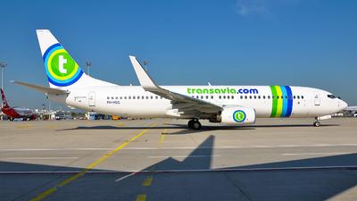PH-HSG - Boeing 737-8K2 - Transavia Airlines