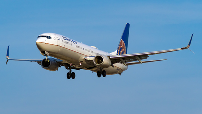 N68836 - Boeing 737-924ER - United Airlines