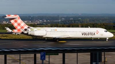 EI-FGH - Boeing 717-2BL - Volotea