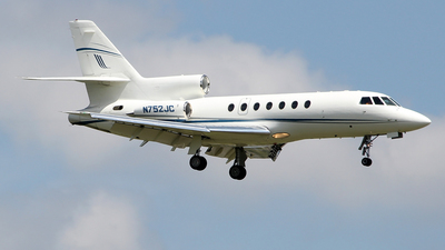 N752JC - Dassault Falcon 50 - Private