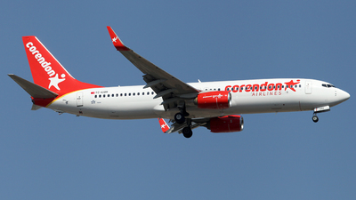 TC-COH - Boeing 737-8EH - Corendon Airlines