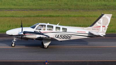 A picture of JA58BE - Beech G58 Baron - [TH2322] - © Kosuke