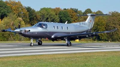 D-FULI - Pilatus PC-12 NGX - Private