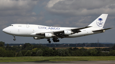 4L-ACE - Boeing 747-329(SF) - Saudi Arabian Airlines Cargo (Georgia Star International)