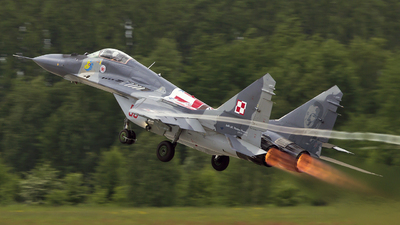 56 - Mikoyan-Gurevich MiG-29A Fulcrum - Poland - Air Force