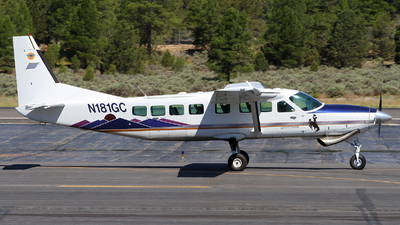 A picture of N181GC - Cessna 208B Grand Caravan - [208B0900] - © Stephan Klos Pugatch