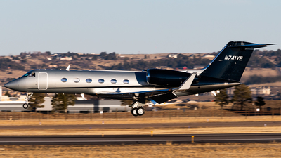 N741VE - Gulfstream G-IV(SP) - Private