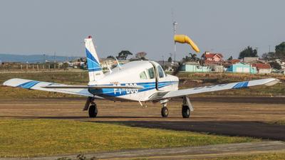 PT-DQQ - Piper PA-28R-200 Cherokee Arrow - Private