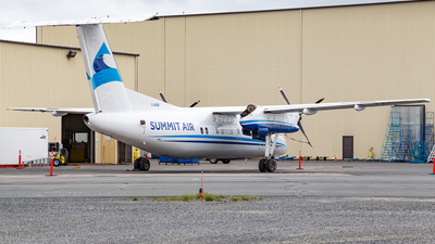 A picture of CGASB - De Havilland Canada Dash 8100 -  - © Alex Praglowski