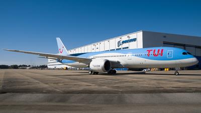 G-TUIP - Boeing 787-9 Dreamliner - TUI