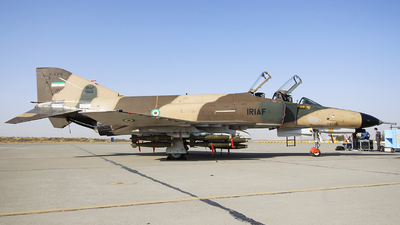 3-6611 - McDonnell Douglas F-4E Phantom II - Iran - Air Force