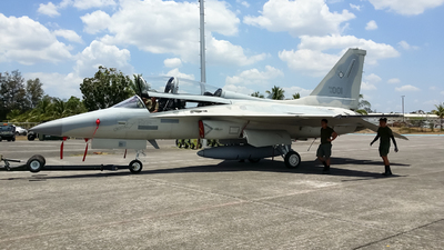 15-001 - Korean Aerospace Industries FA-50 - Philippine Air Force