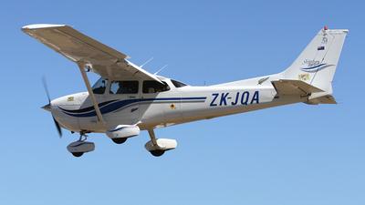 A picture of ZKJQA - Cessna 172S Skyhawk - [172S8703] - © Jordan Williams