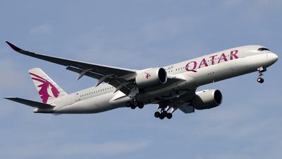 A7-AML - Airbus A350-941 - Qatar Airways
