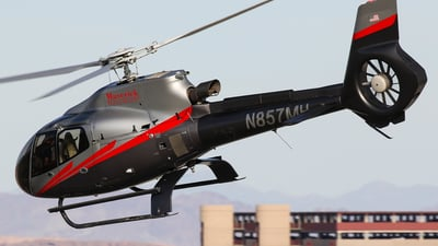 N857MH - Eurocopter EC 130B4 - Maverick Helicopters