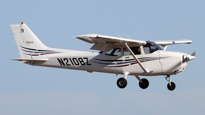 N2108Z - Cessna 172R Skyhawk - Private