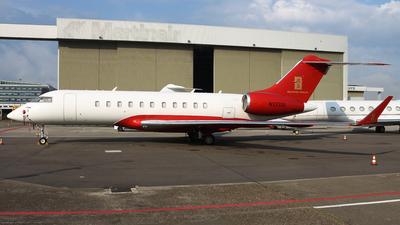 N3333U - Bombardier BD-700-1A11 Global 5000 - Private