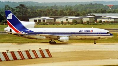 C-FTNA - Lockheed L-1011-1 Tristar - Air Transat