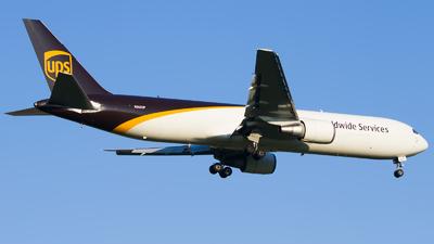 A picture of N363UP - Boeing 767346(ER)(BCF) - UPS - © Emil Zegnalek