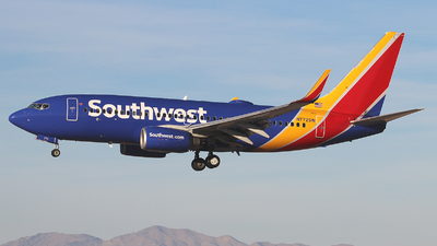 N772SW - Boeing 737-7H4 - Southwest Airlines