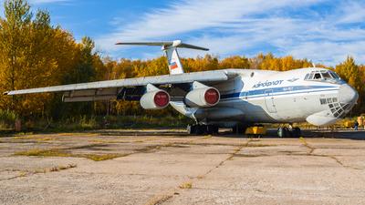 RA-76460 - Ilyushin IL-76T - Aeroflot
