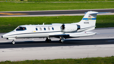 84-0096 - Gates Learjet C-21A - United States - US Air Force (USAF)