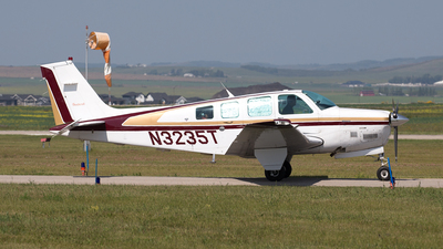 N3235T - Beechcraft B36TC Bonanza - Private