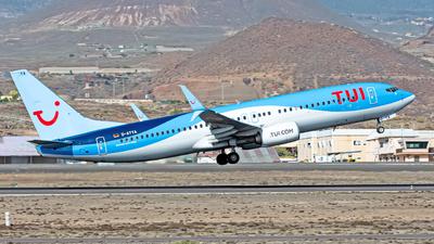 D-ATYA - Boeing 737-8K5 - TUI