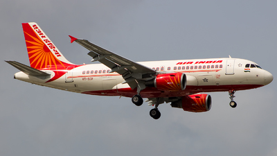 A picture of VTSCF - Airbus A319112 - Air India - © Aneesh Bapaye