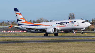 OK-SWC - Boeing 737-8 MAX - SmartWings