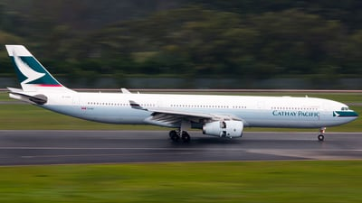 B-LBG - Airbus A330-343 - Cathay Pacific Airways