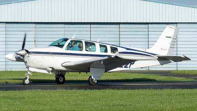 N722P - Beechcraft A36 Bonanza - Private