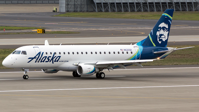 N620QX - Embraer 170-200LR - Horizon Air