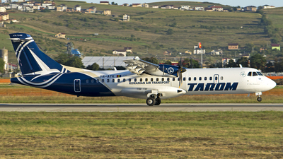 YR-ATK - ATR 72-212A(600) - Tarom - Romanian Air Transport