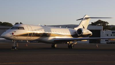 B-95959 - Bombardier BD-700-1A10 Global Express XRS - Win Air