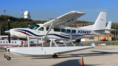 N394SF - Cessna 208 Caravan - Private