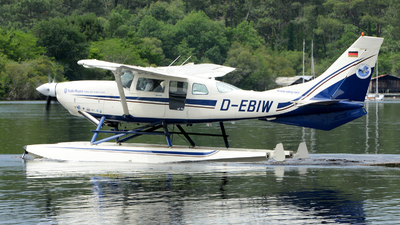 A picture of DEBIW - Cessna U.206G - [U20603896] - © Romain Salerno / Aeronantes Spotters