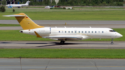 D-ACDE - Bombardier BD-700-1A11 Global 5000 - DC Aviation